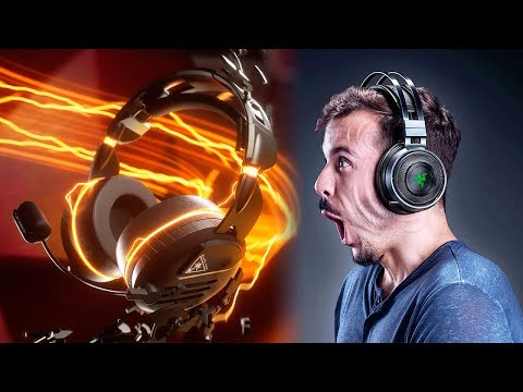 THE BEST GAMING HEADSETS 2019